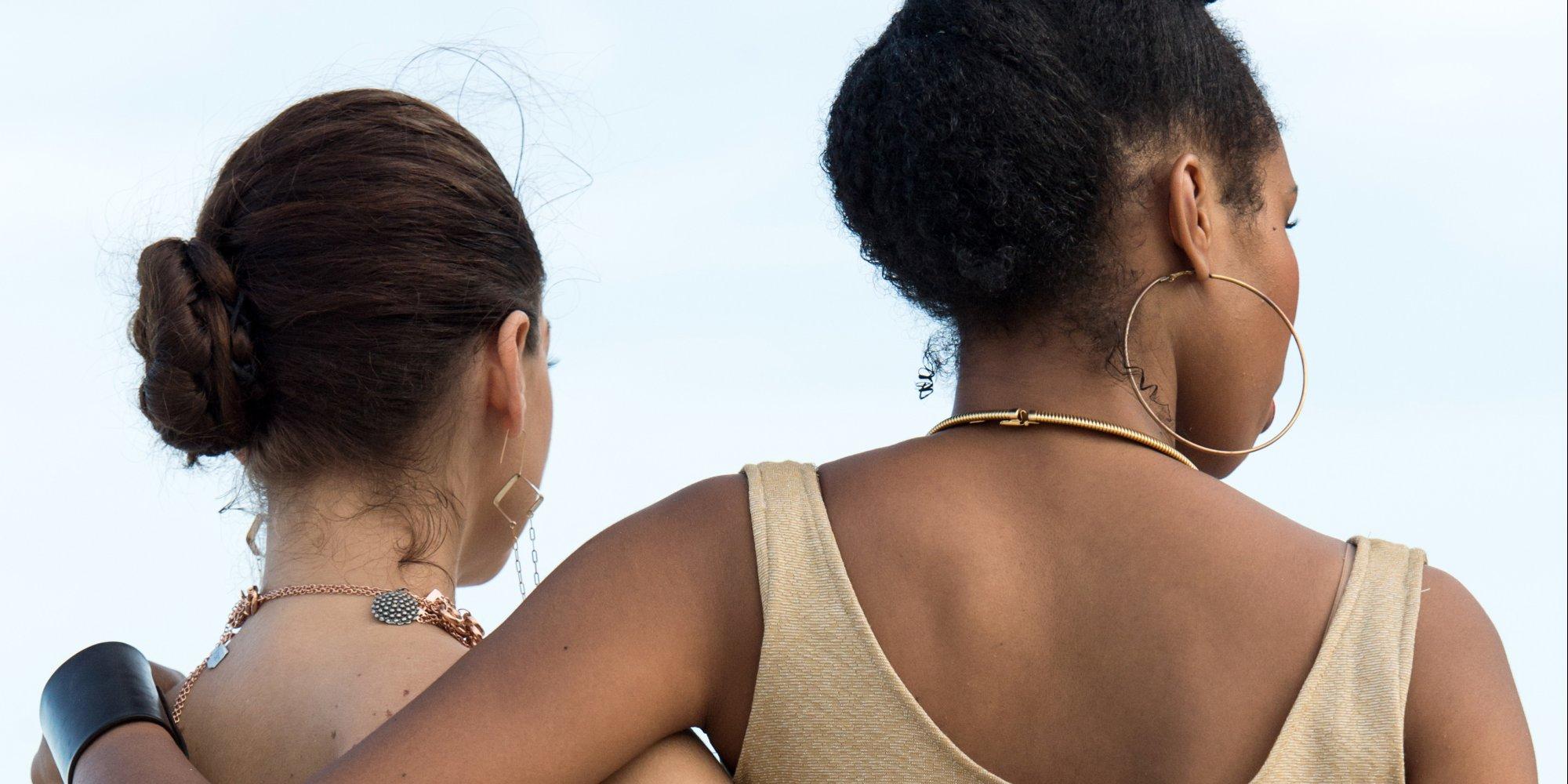 Jamaican lesbains