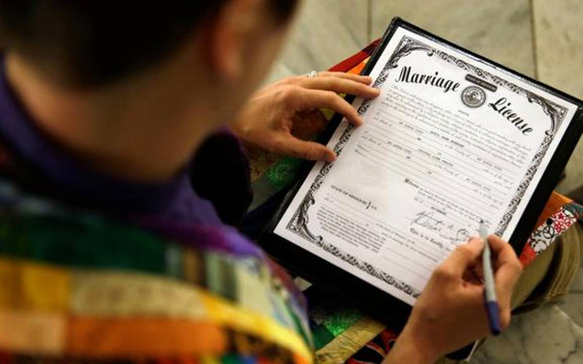 same sex marriage ban