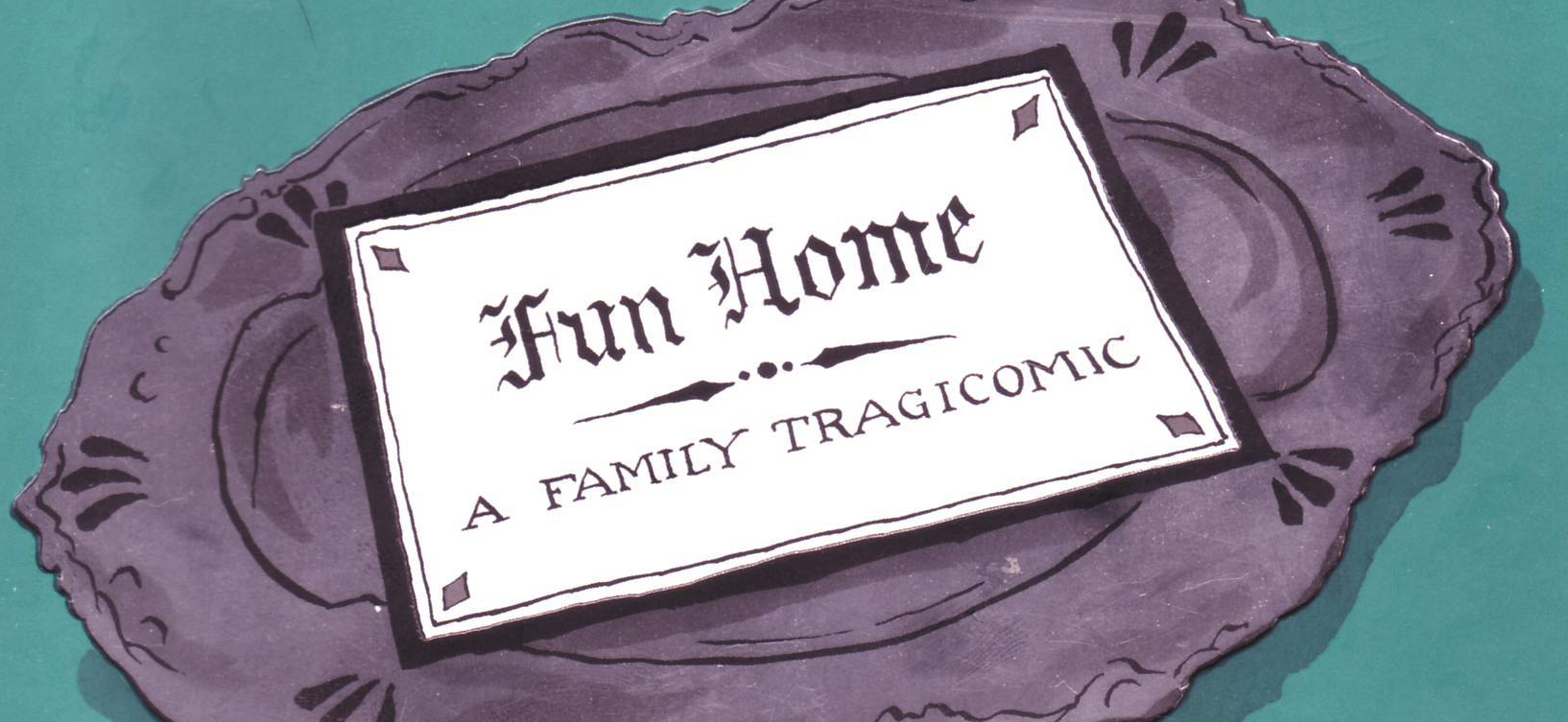 Book Review | Fun Home – A Family Tragicomic by Alison
