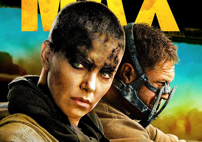 Charlize Theron's Character in 'Mad Max'