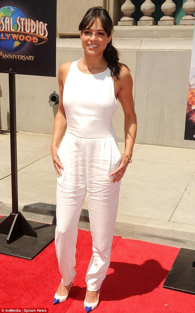 Michelle Rodriguez 22