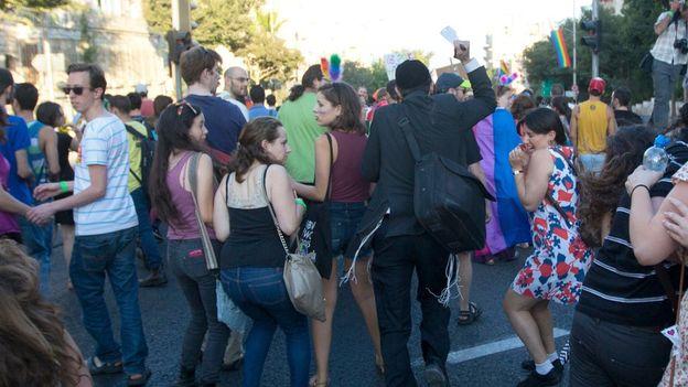 Jerusalem Gay Pride Parade Attack 02