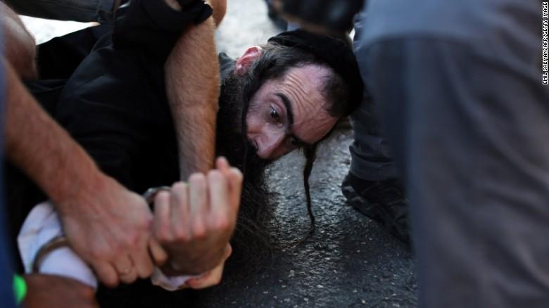 Jerusalem Gay Pride Parade Attack 05