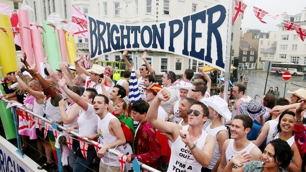 Brighton Pride 2015 01