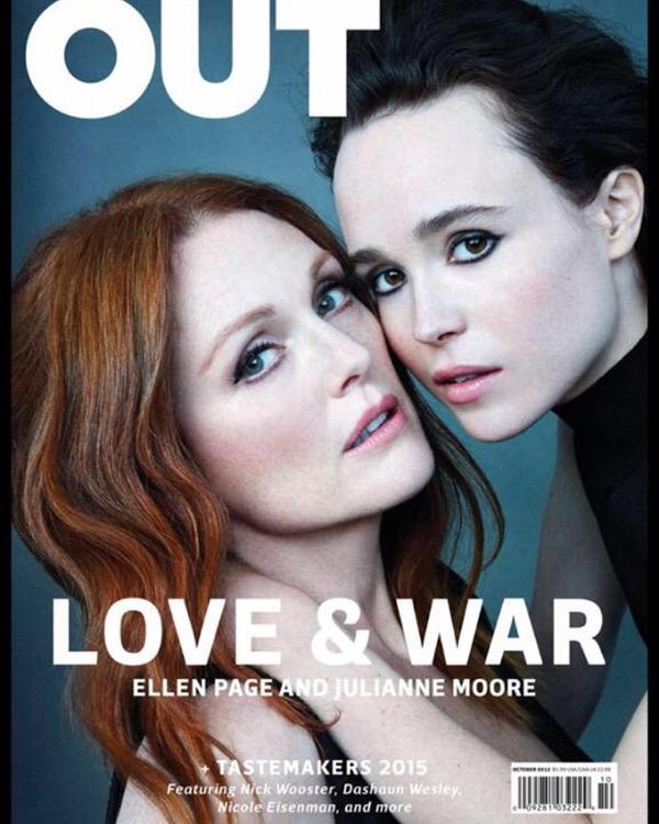 Julianne Moore and Ellen Page 03