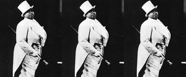 Gladys Bentley, blues singer