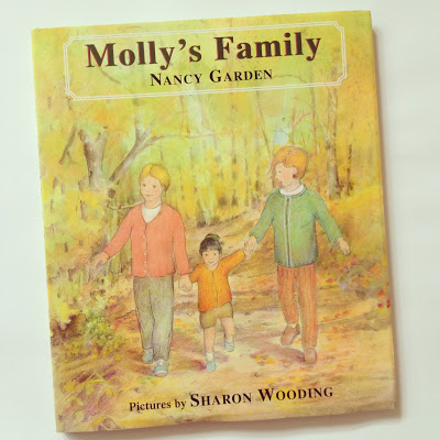 Molly's Family- By Nancy Garden