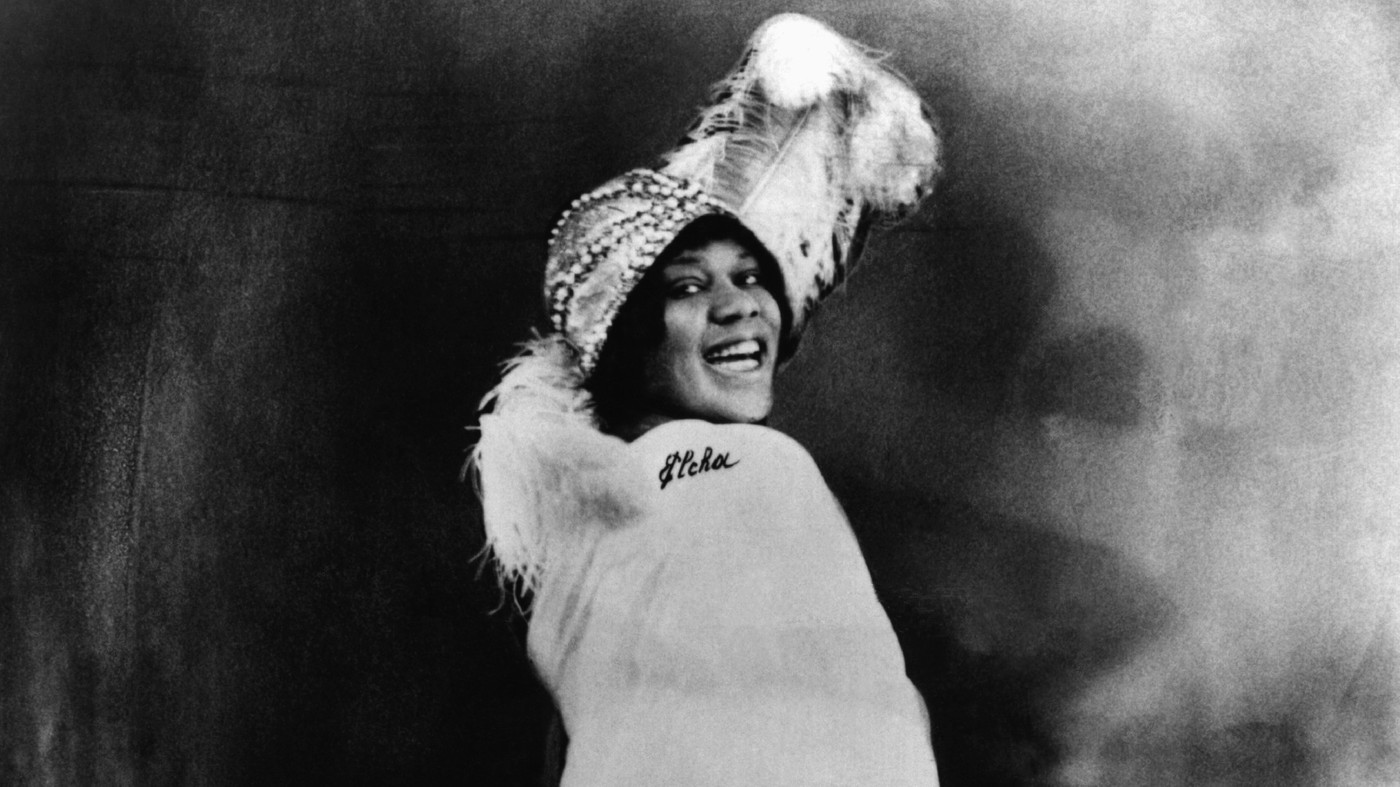 "Bessie Smith, ""The Empress of the Blues,"" gave voice the listeners' tribulations and yearnings of the 1920s and '30s."