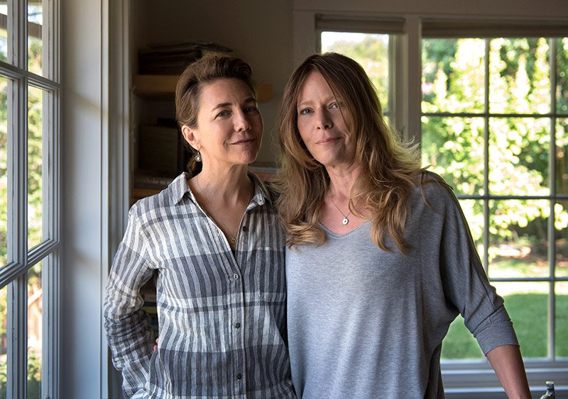 ilene-chaiken-and-louanne-brickhouse