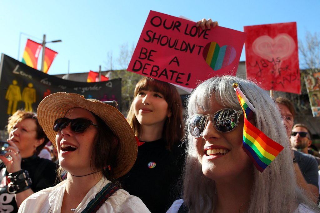 anti same sex marriage australia in Sherbrooke