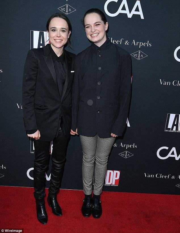 Ellen Page Marries Partner Emma Portner Kitschmix